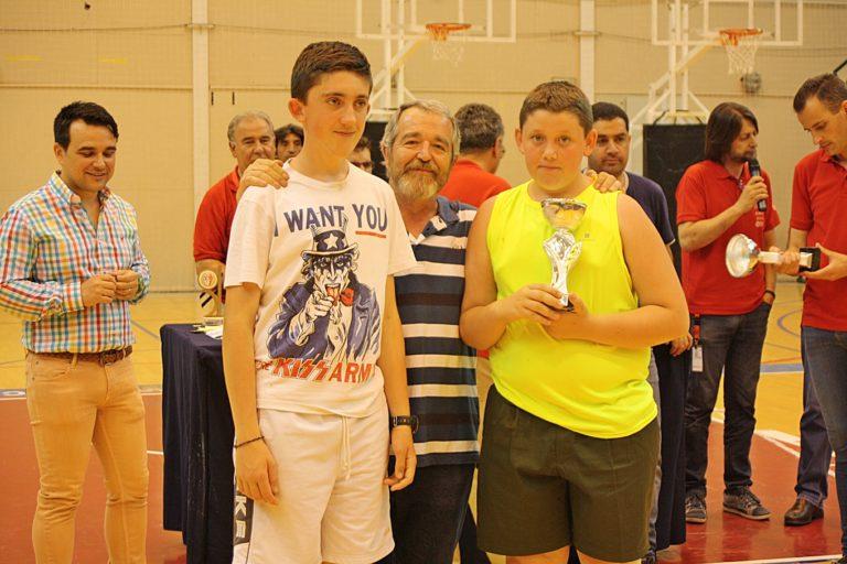 2º por Equipos Club de Ajedrez Cocentaina